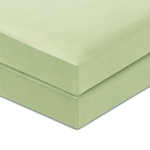 (PHF Cotton Crib Fitted Sheet 52