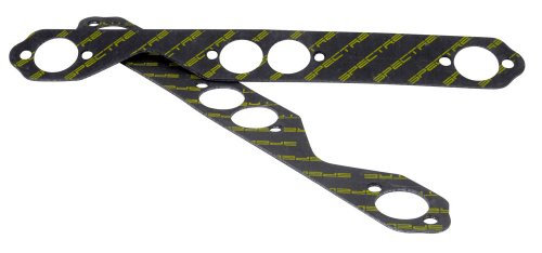 Spectre Performance 413 Exhaust Gasket for Small Block Chevy (Header Small Block Gaskets Chevy)