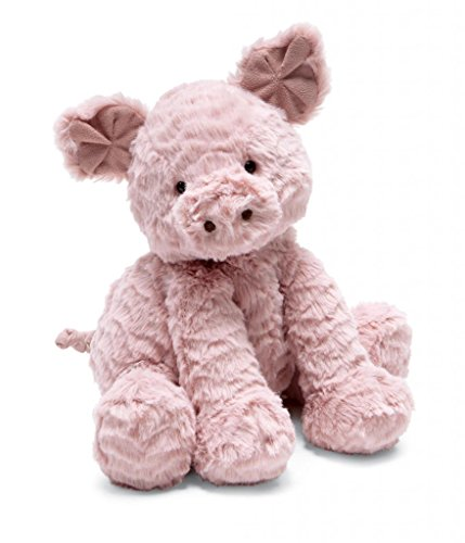 Jellycat Fuddlewuddle Piglet, Medium – 9″