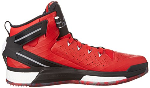 Derrick uk Herren Adidas Rose Schwarz Basketballschuh Boost 50 14 6 Rot qfgwRd