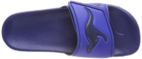 K Schwarz Dk Blue Adults' Kangaroos Navy Blue 4097 Loafers V Unisex Dresden Grau Bath EnTzYq