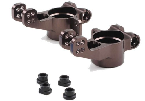 - Kyosho Inferno MP9 TKI3 Alu Buggy Hub Carrier HA IFW-414 KI9