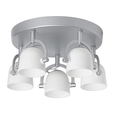 Lámpara de techo con 5 SVIRVEL - puntos: C Martin/M Elebäck ...