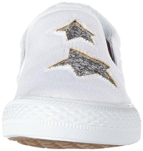 Bianco Fepc014 Fiorucci Zapatillas para Blanco Bianco Mujer USwO4xA