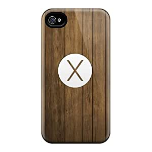 Ideal LauraKrasowski Cases Covers For Iphone 6(osx Mavericks Logo Wood Pattern), Protective Stylish Cases