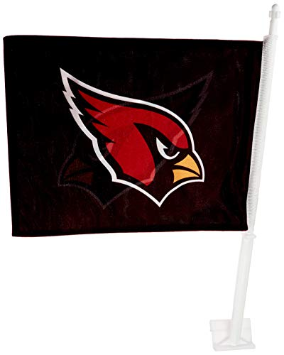 - Fremont Die NFL Arizona Cardinals Home & Away Car Flag