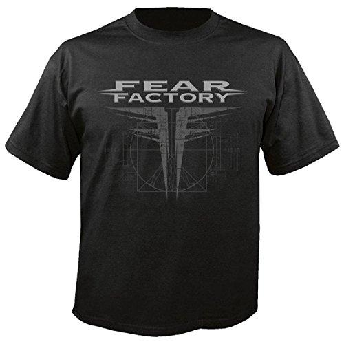 FEAR FACTORY, GNXS - T-Shirt S