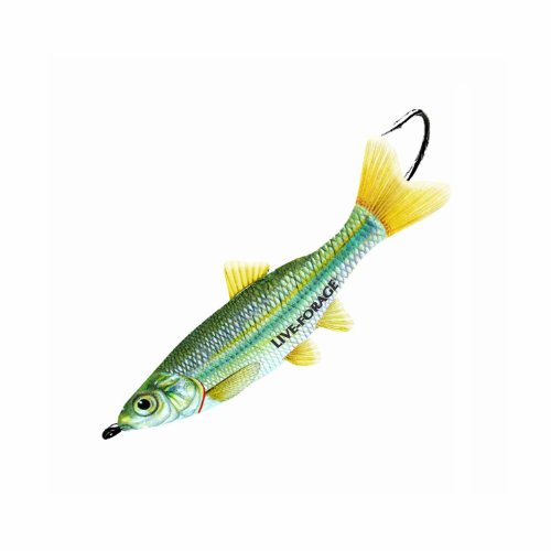 Northland Fish Fry Minnow Jig (1/8-Ounce, Grey)