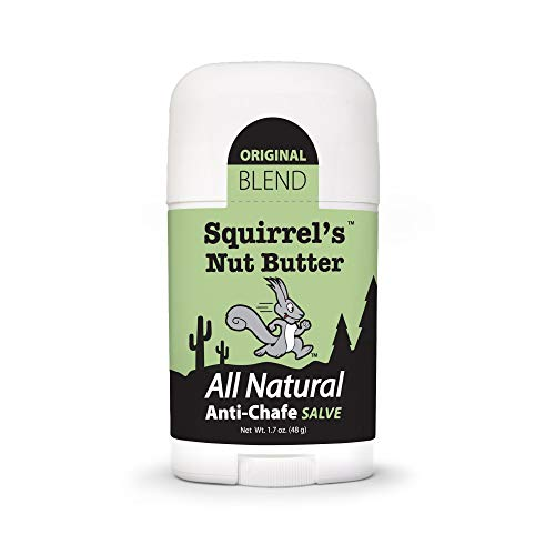 Squirrel's Nut Butter All Natural Anti Chafe Salve