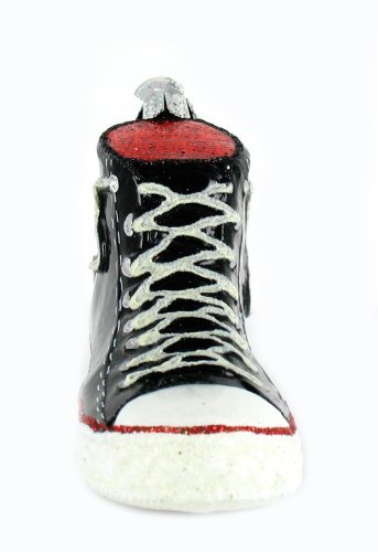 Old World Christmas Ornaments: High Top Sneaker Glass