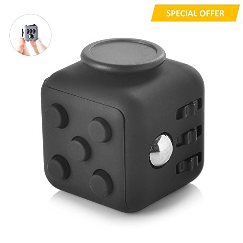 EpochAir-Fidget-Cube-Relieves-Stress-And-Anxiety-for-Children-and-Adults-Anxiety-Attention-Toy-Black