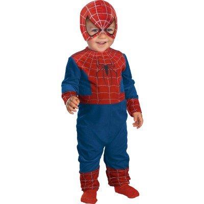 Dark Spiderman Costume (Spiderman Costume Size Medium)