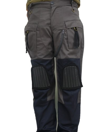Bane Pants Deluxe Tactical Adult Cosplay Costume Accessory XL]()