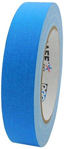 pro-gaff rs127bl24/X 25/24/mm x 25/yd fluoreszierend matt Reinigungstuch Tape