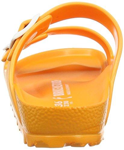Birkenstock Arizona EVA - Mules Unisex adulto Naranja - Orange (Neon Orange)