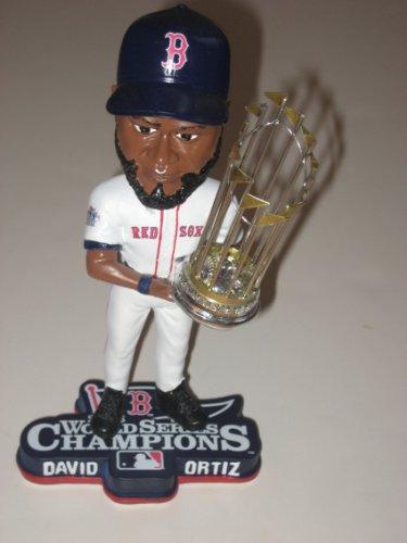 David Ortiz 2013 World Series Champs Boston Red Sox Bobble Head