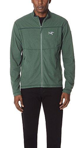 Arcteryx Fleece Jacket (ARC'TERYX Delta LT Jacket Men's (Cypress, Medium))