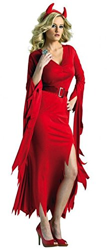 Women's Devil Halloween Costume