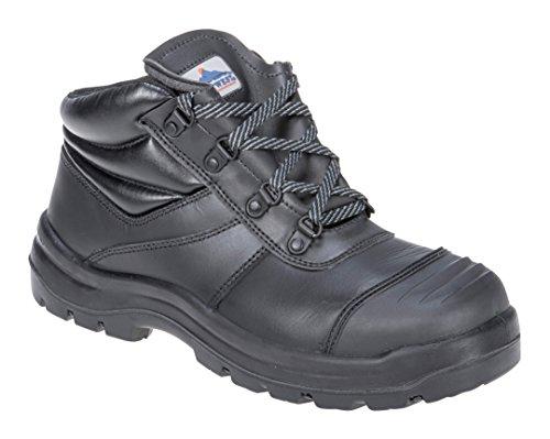 Portwest FD09trent-chaussure de seguridad S3HRO CI HI Negro