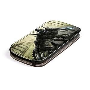 Diabloskinz L0079-0012-0004 The Destroyer - Funda para Samsung Galaxy S3, piel, diseño estampado