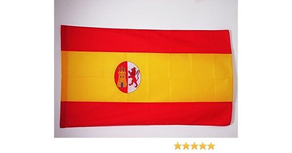 AZ FLAG Bandera de la Primera REPÚBLICA DE ESPAÑA 1873-1874 150x90cm para Palo - Bandera ESPAÑOLA Antigua 90 x 150 cm: Amazon.es: Deportes y aire libre