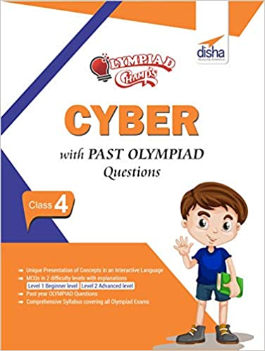 Buy Olympiad Champs Cyber Class 4 With Past Olympiad Questions Book