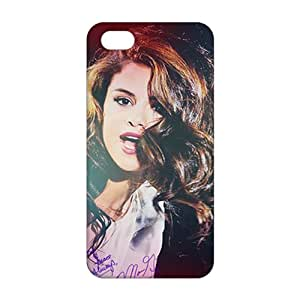 Selena Gomez 3D Phone Case for iPhone 5S