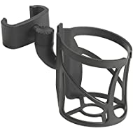 Drive Medical Nitro Rollator Cup Holder Attachment, Black