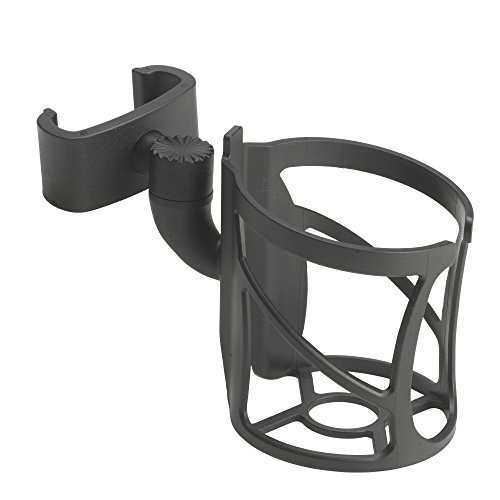 Drive Medical Nitro Rollator Cup Holder Attachment, Black ()