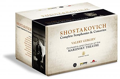 The Shostakovich Cycle- Complete Syphonies & Concertos [Box Set] by Arthaus