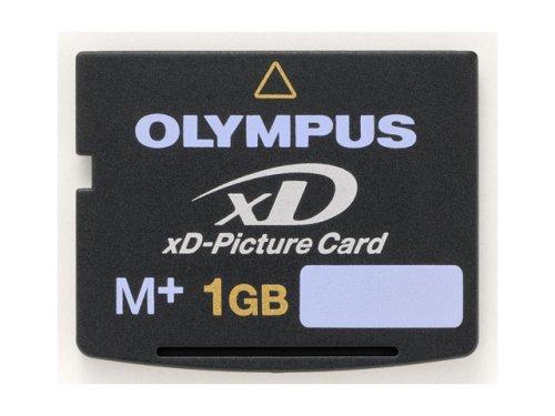Olympus M Xd1gmp XD Picture Card Type M + 1 Go de mé moire flash N3160900