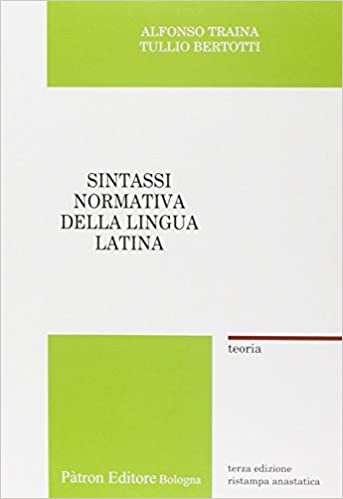 Sintassi Normativa Della Lingua Latina. Teoria Descargar ebooks PDF