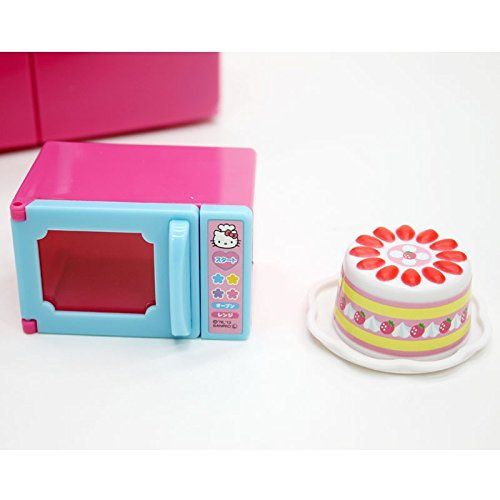 Kitchen Set Hello Kitty: Hello Kitty Kitchen And Refrigerator Sets Sold Together