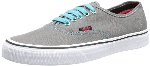 Zapatillas pewter SC Vans de scuba Schwarz PEWTER cuero POP Pop unisex AUTHENTIC U negro qw7BH