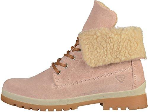 TAMARIS Damen Stiefel gefüttert Light Pink Pink