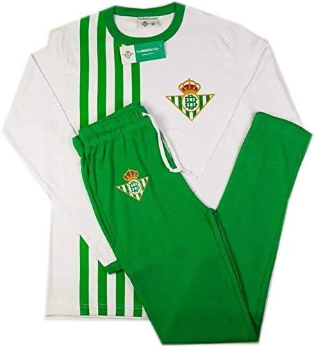 Madness Pijama Real Betis Invierno niño (8): Amazon.es: Deportes y ...