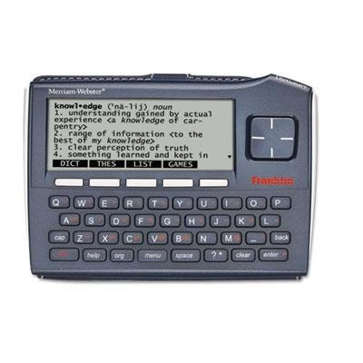 Merriam-Webster Advanced Electronic Dictionary