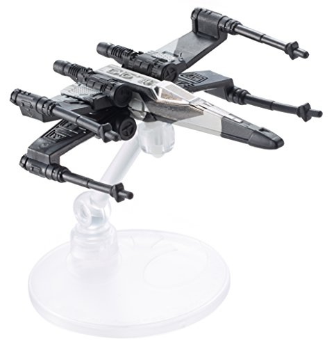 Hot Wheels Star Wars Rogue One Starship, Partisan X-Wing Fig