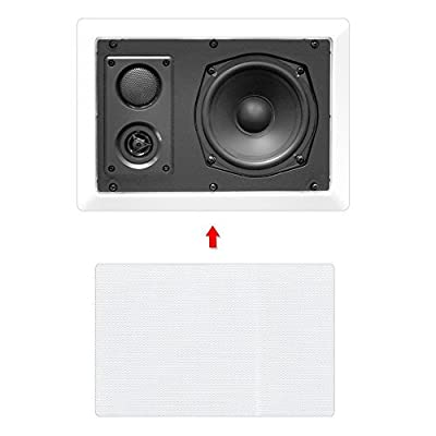 Pyle PDIW57 In-Wall / In-ceiling Dual 5.25-Inch Enclosed Speaker System