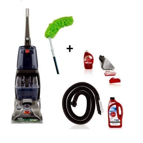 Hoover Turbo Scrub Upright Carpet Cleaner Expert Pet Bundle...
