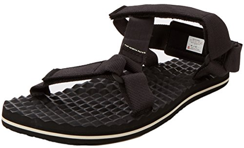 - The North Face Base Camp Switchback Sandal, TNF Black/Vintage White, 12