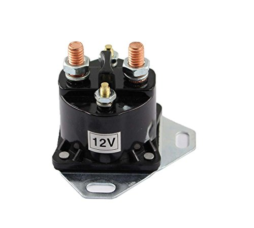 XtremeAmazing New Diesel Glow Plug Relay Solenoid For International T444E 7.3L ()