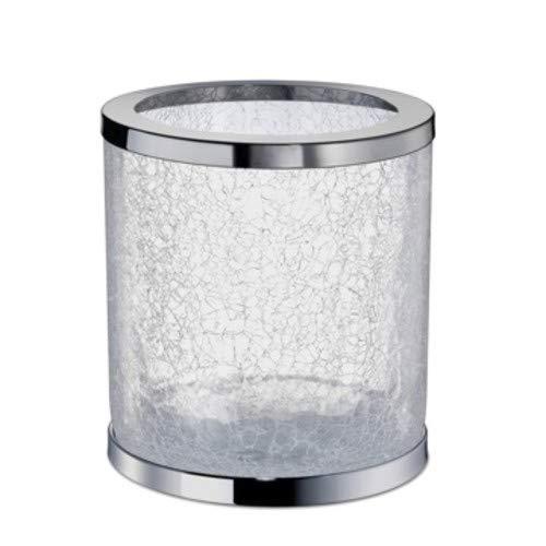 Windisch 89164-CR-637509867430 Bath Bins Collection Waste Basket, Chrome