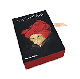 Cats in Art (Notecard Box) (Thames & Hudson Gift)