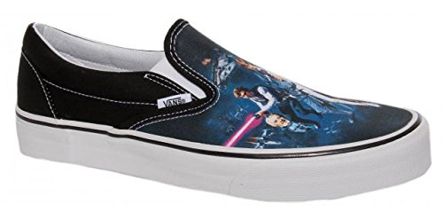 Vans Classic Slip-On Star Wars A New Hope Mens Footwear Trainers ... a6200bd0a4
