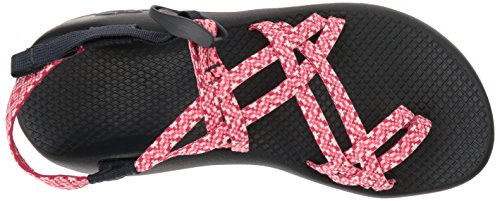 Chaco Damen Zx2 Classic Athletic Sandale Fusion Rose