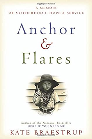 book cover of Anchor and Flares