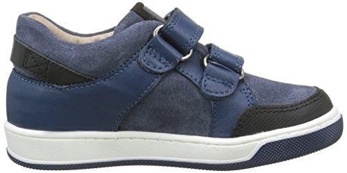 Garvalin Rhyl - Zapatillas de deporte Niños Azul - Bleu(A/Jeans Y Vaquero)