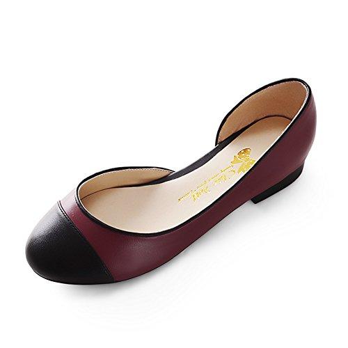 zapatos de moda de la mujer en la primavera/ zapato del barco/ Encanto de la señora a un zapato ligero B