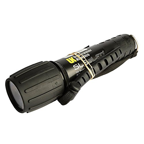 (Underwater Kinetics SL3 eLED (L2) Dive Light, Black, with Batteries (single refill for Display))